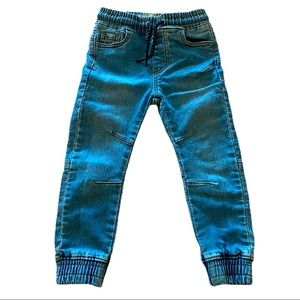 Primark toddler size 3/4yrs Cuffed Jogger jeans